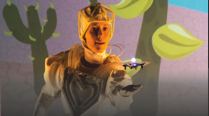 Ann-droid – multimédiás színházi előadás a gyermek színházbérletekben