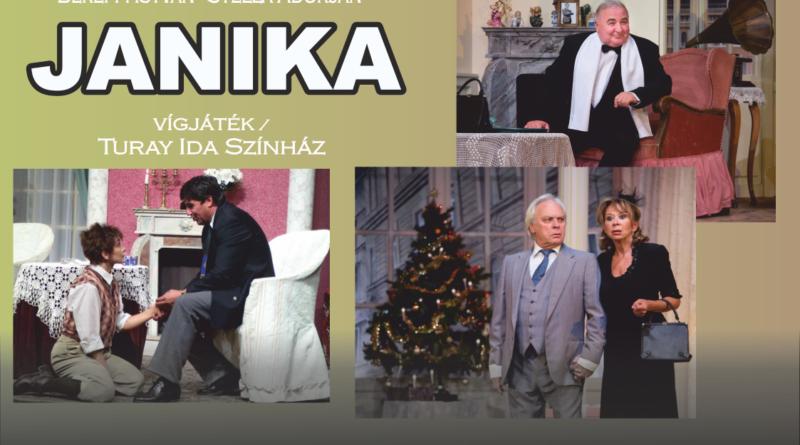 Janika – vígjáték a Komédiás bérletben