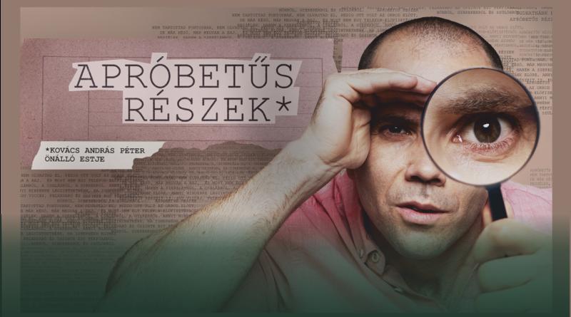 Dumaszínház – Kovács András Péter