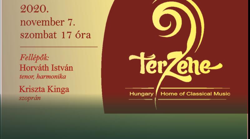 TérZene koncert – Horváth István és Kriszta Kinga